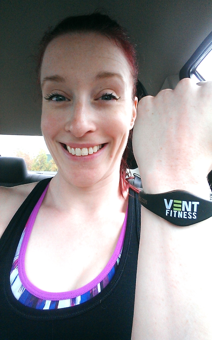 Officially a VENT Fitness Group Instructor!