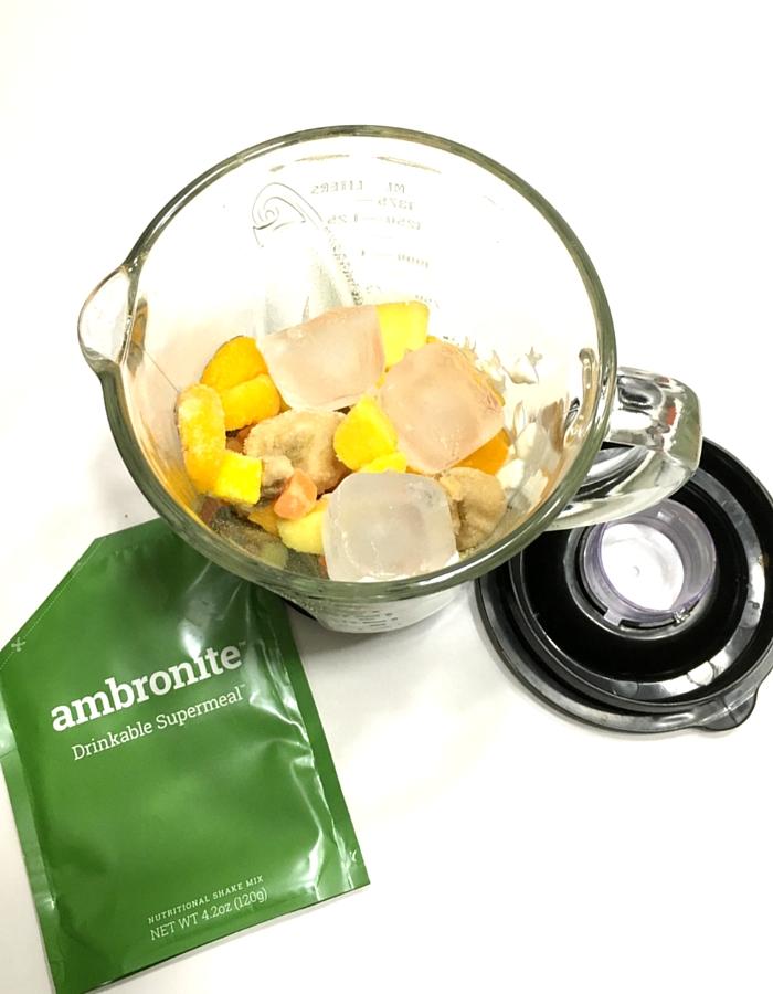 Ambronite Fruit Smoothie