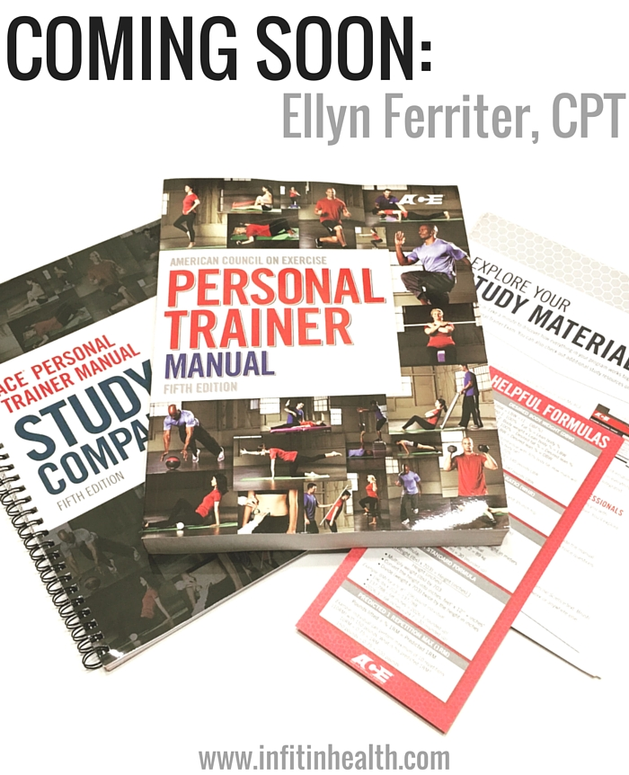ACE Personal Trainer Manual, 5th edition