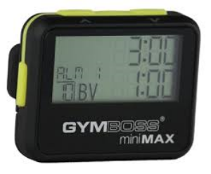 GymBoss  miniMAX Interval Timer