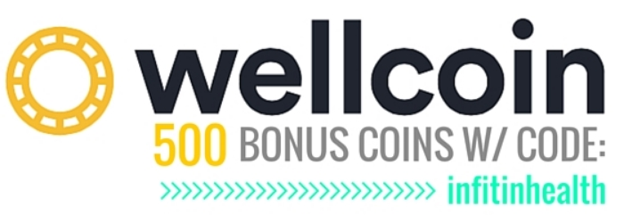 Click on the image above to sign up for Wellcoin and earn your 500 bonus coins!
