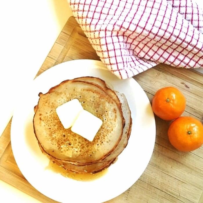 Birch Bender's Gluten-Free Pancakes