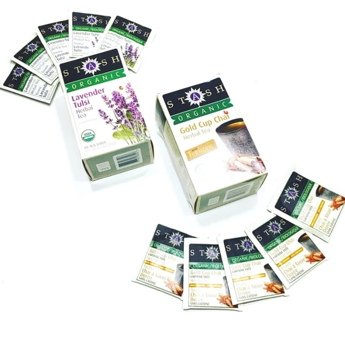 Stash Organic Herbal Teas