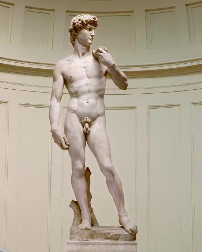 David by Michelangelo