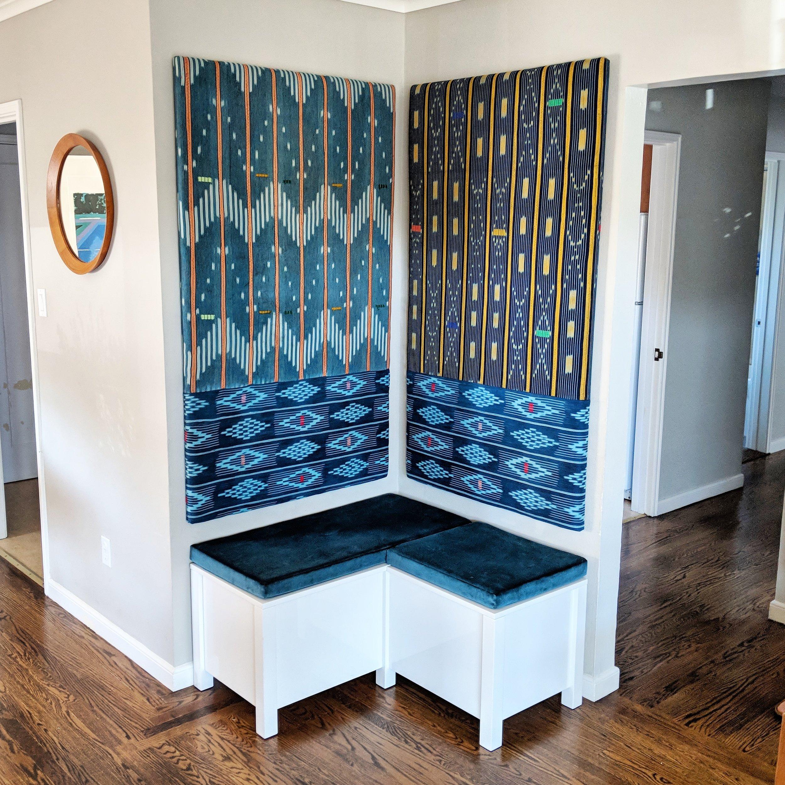 Custom Entry Wall Panels