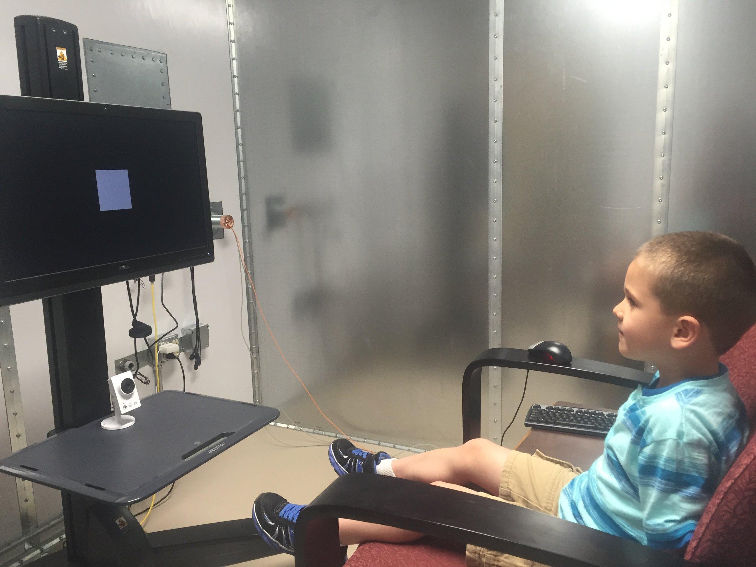 Damian Cognitive Neuroscience Lab | TetherAndFly.com