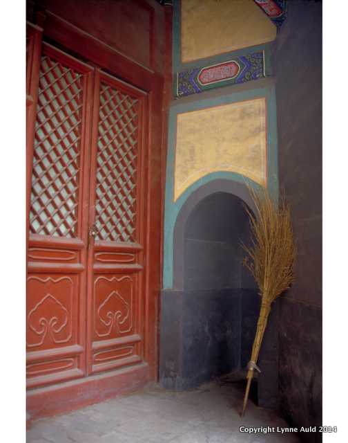 Lama Temple Door11x14.jpg