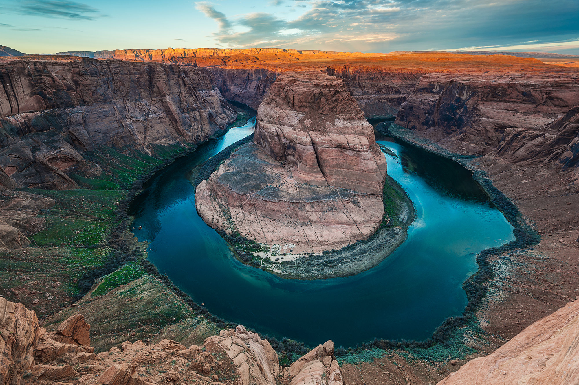 HORSESHOE BEND - Near Page, AZ