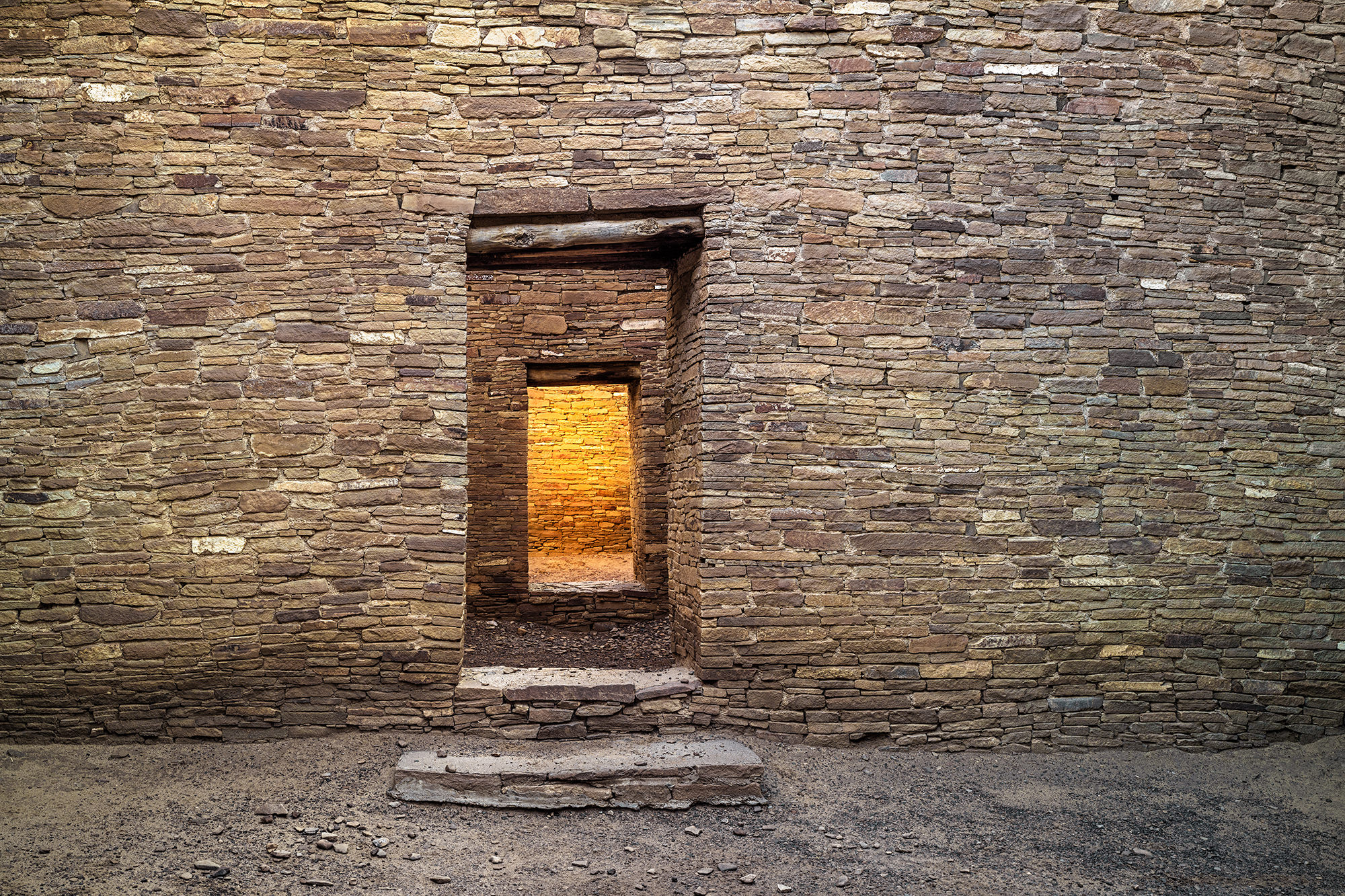 CHACO CANYON - Western New Mexico