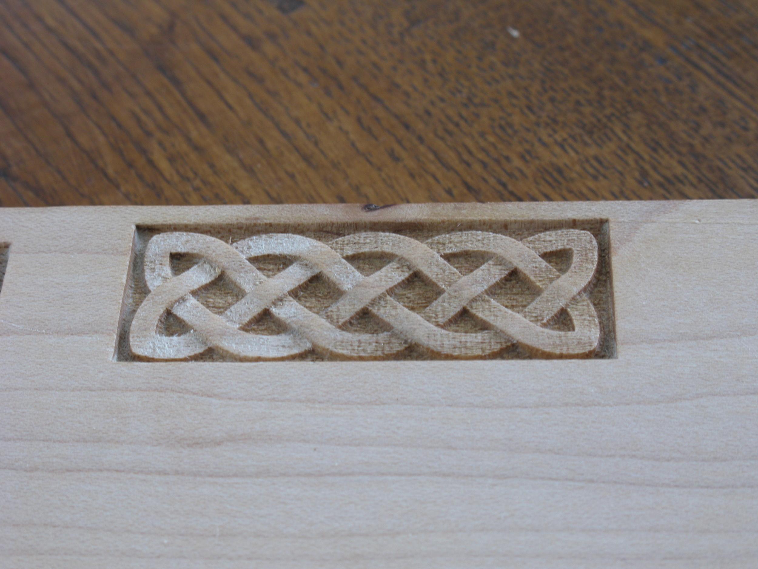 3D Laser Carving