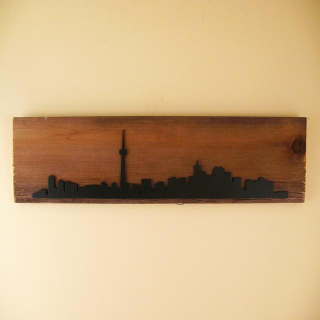 Toronto Skyline - $45.00