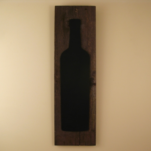 Wine Bottle - $45.00