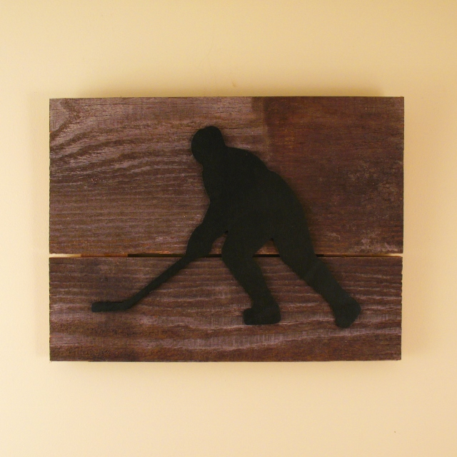 Hockey Player - $45.00