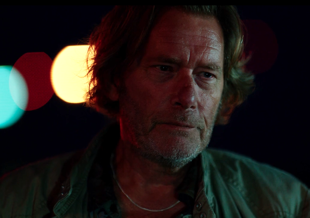 """Sweden's iconic actor,Dag Malberg, as Nils Wendt, in the crime drama series """"Springfloden"""""""
