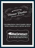 Holiday Dinner Parties for the Wine Lover