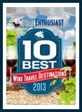 10 Best Wine Travel Destinations: Vale dos Vinhedos