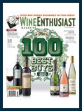 Wine Enthusiast Editors Honored