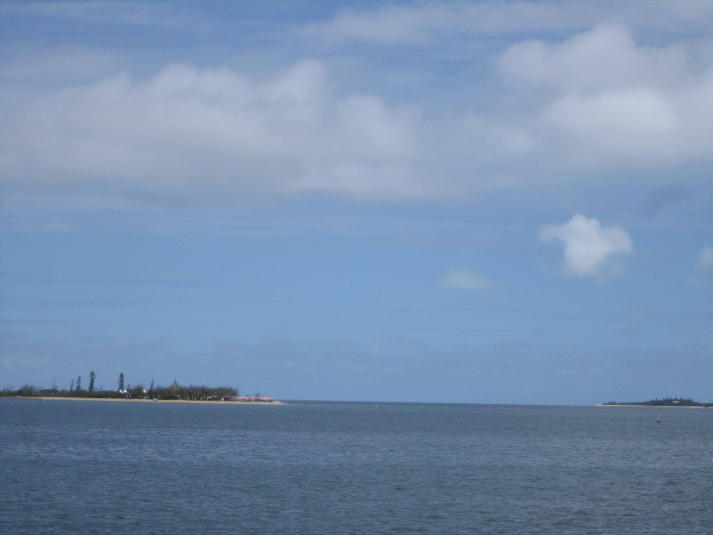 Duck Island, a quick boat ride from the beaches of Noumea, is ideal for snorkeling and a picnic lunch.