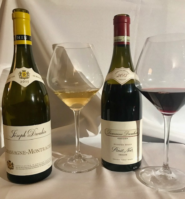 Drouhin family wines from Bourgogne and Oregon