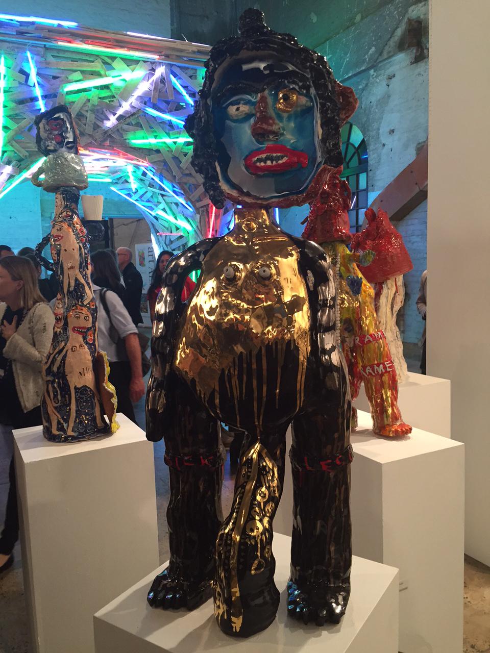Ramesh Mario Nithiyendran represented by Gallery 9