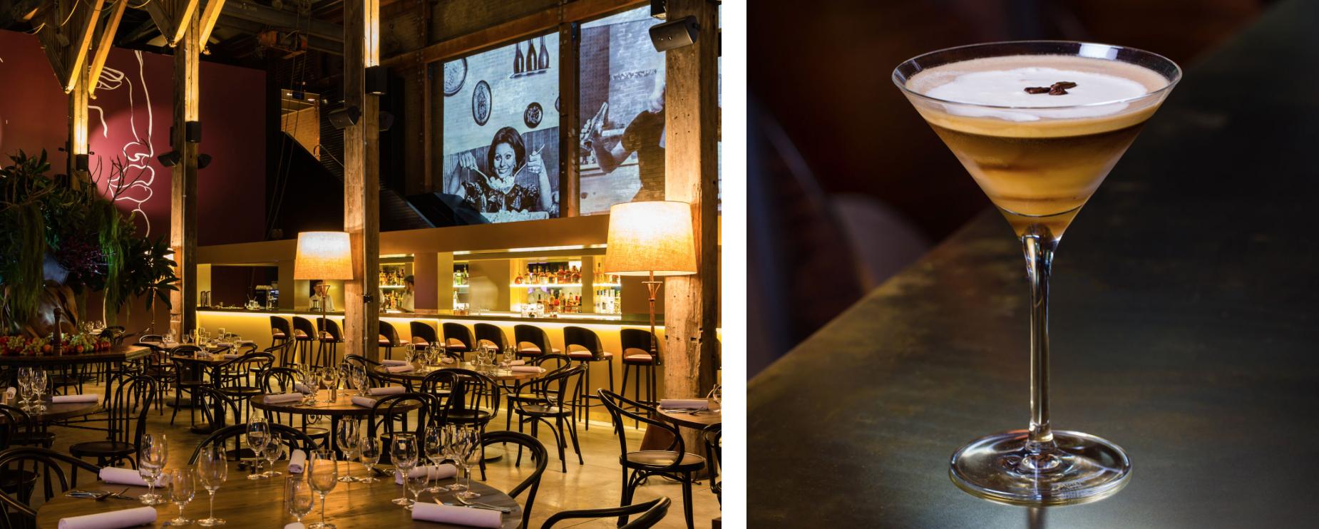 Move over Espresso Martini, say hello to Tiramisu Martini!
