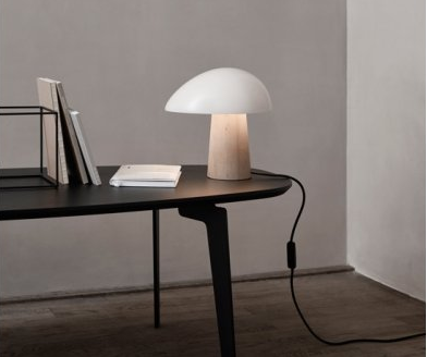 Maddie is coveting the cutest table lamp, the 'Night Owl' by Nikolai Wiig Hansen at  Cult Design.