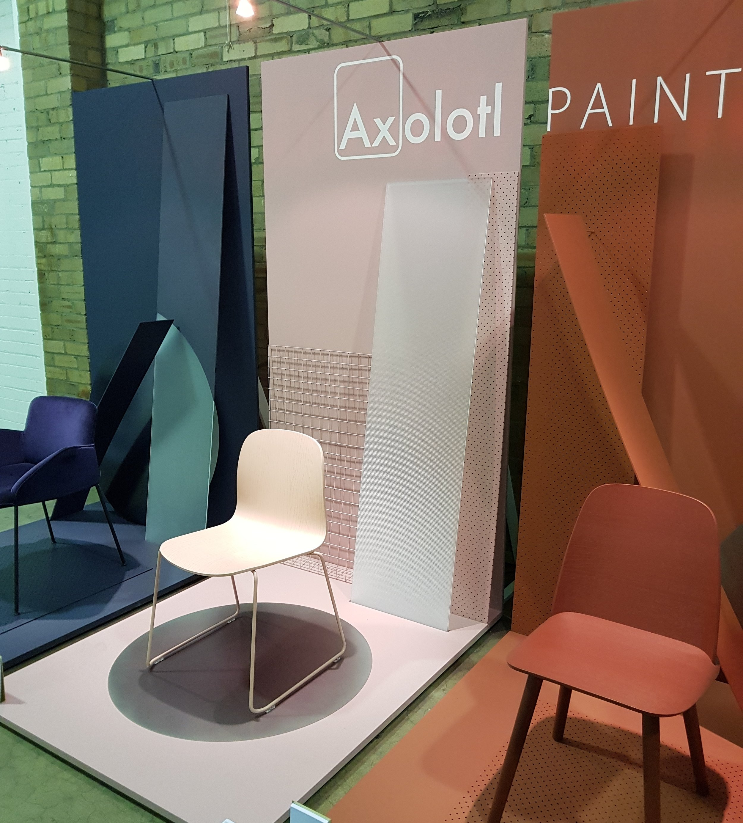 The three new shades launched by  Axolotl Paint  are simply perfection.