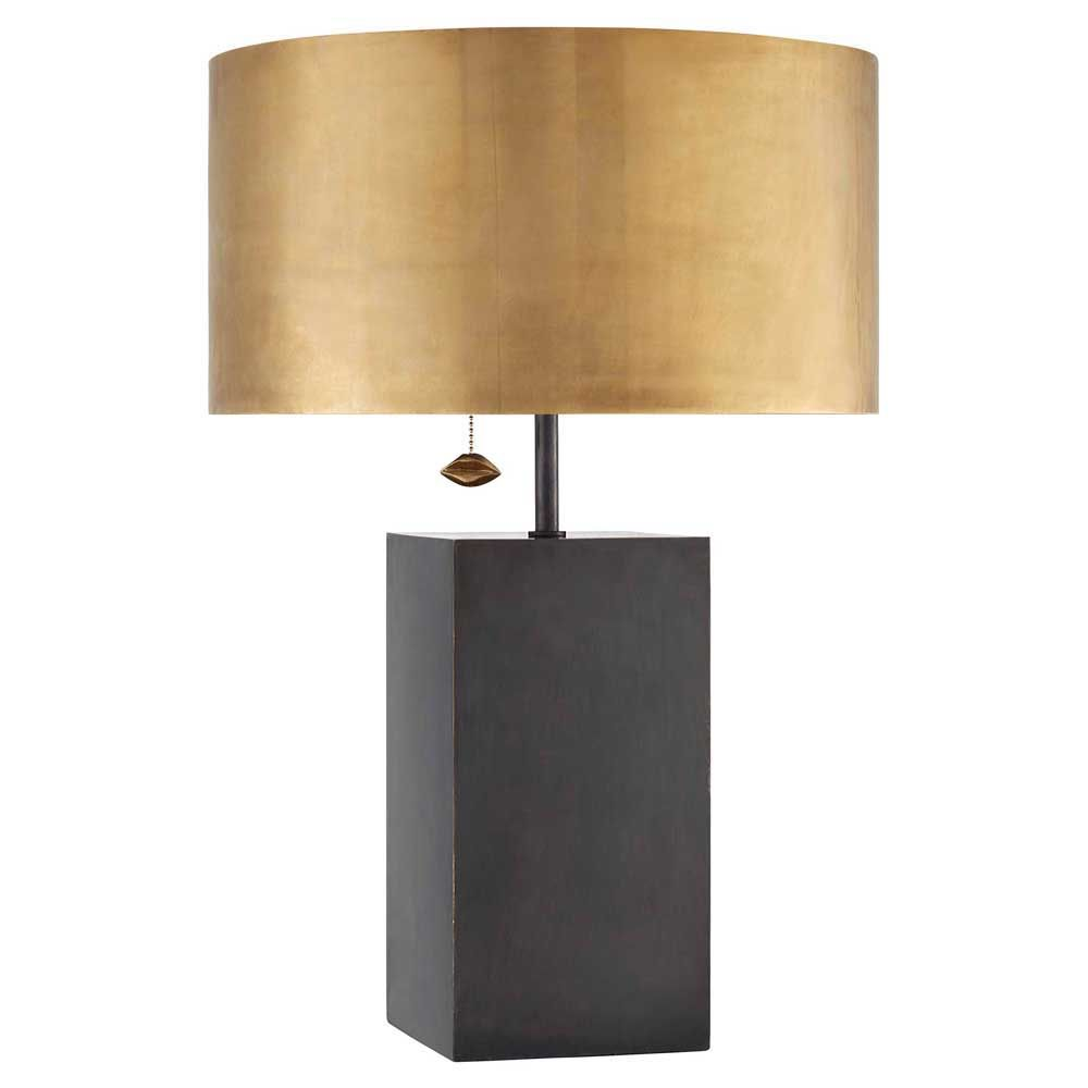 The Zuma Table Lamp by  Kelly Wearstler  is the ideal inclusion to create the right mood in any space