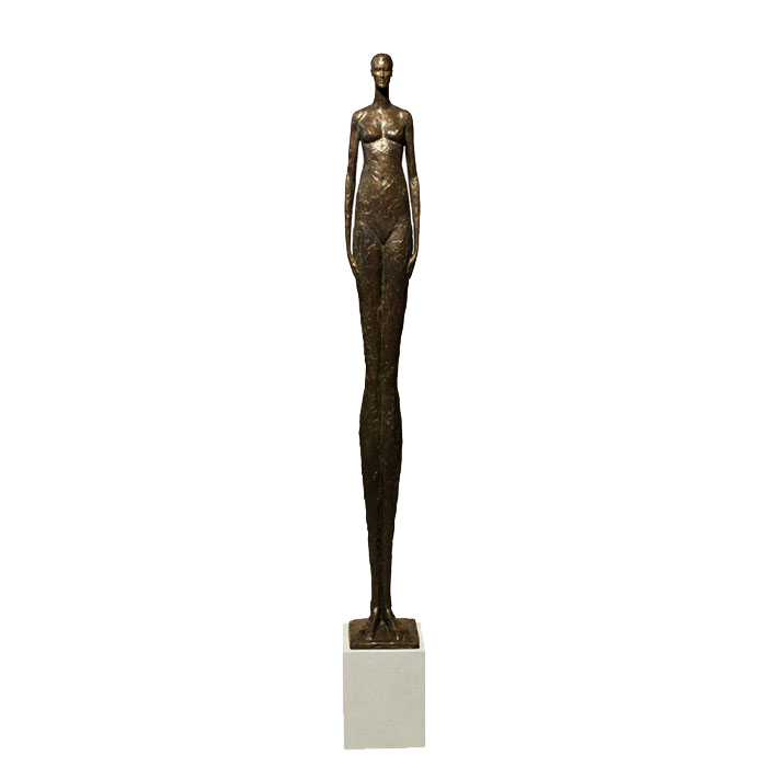 Alex has always dreamed of having her very own 'Renaissance Woman'and her dreams could come true this Christmas with the striking bronze sculpture available from  Corbin Bronze .