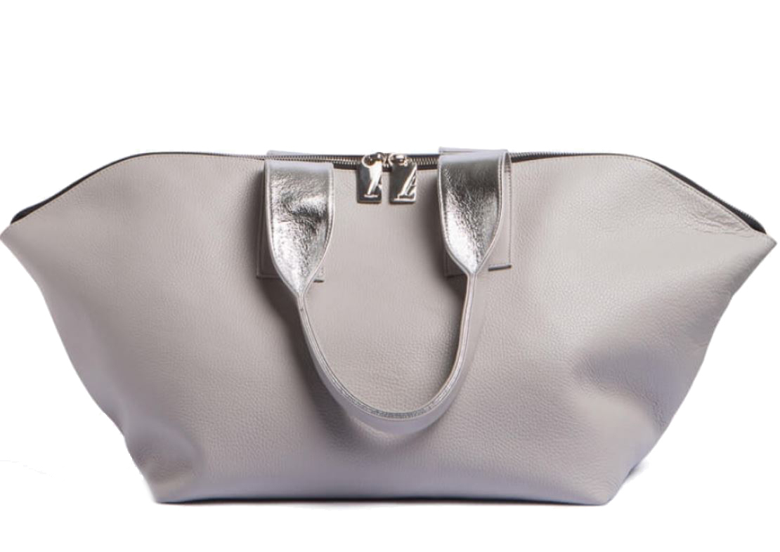 Finola is in love with the deliciously soft and leathery bags by Melbourne designer A-esque, with their metallic lining. The perfect carry-all.
