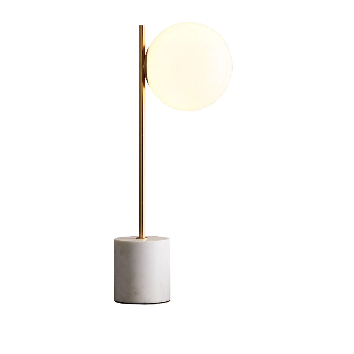 The 'Sphere and Stem' table lamp from  West Elm  will be sure to brighten up Natalie's Christmas!
