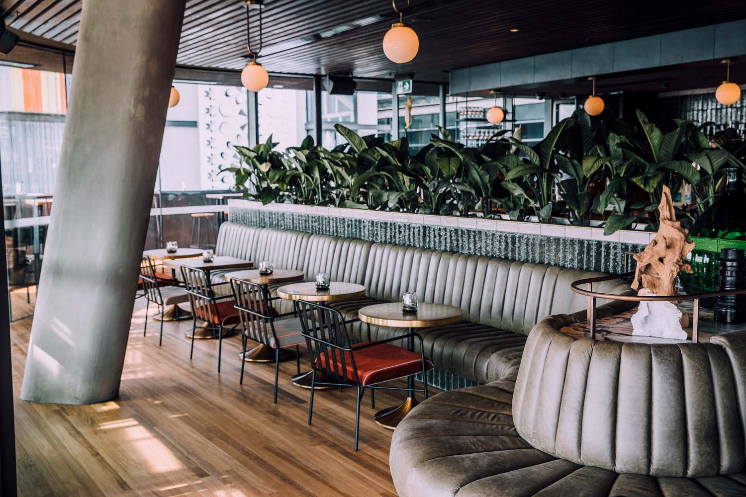Smoke  has just been awarded Sydney's Best New Bar at the 2018 Time Out Bar Awards.