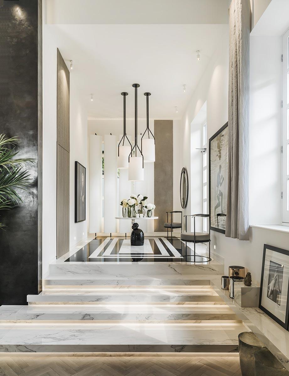 London Home  by Kelly Hoppen