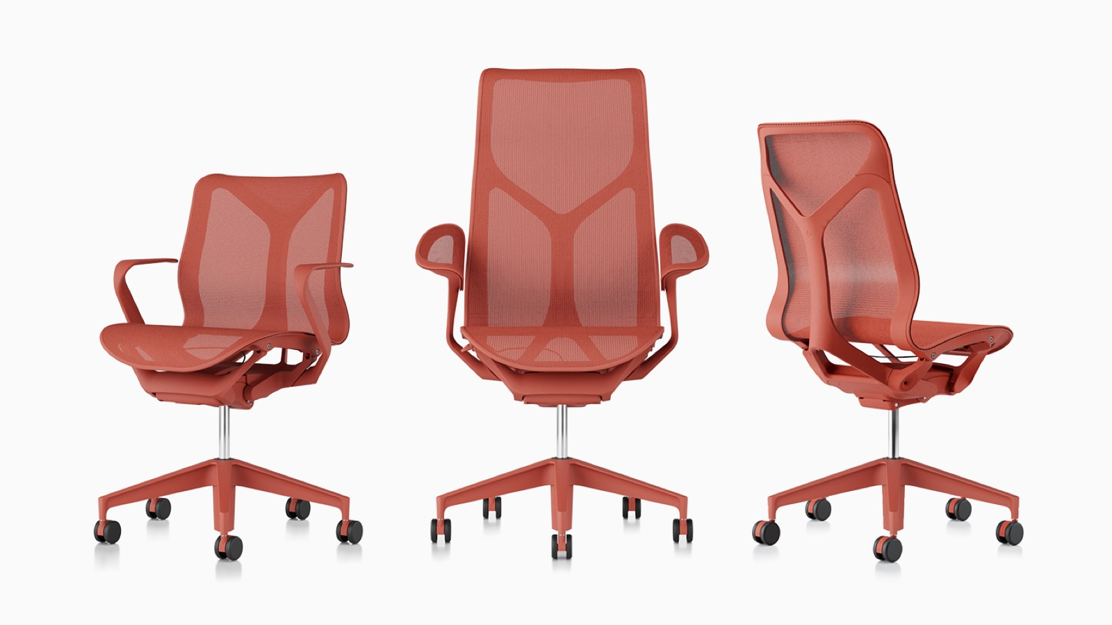 Newly released and dripping in sophisticated cool, the Cosm chair available at  Herman Miller  is a gift from the gods for any father that spends his days behind a desk. It offers personalised support and comes in six stylish colour ways.
