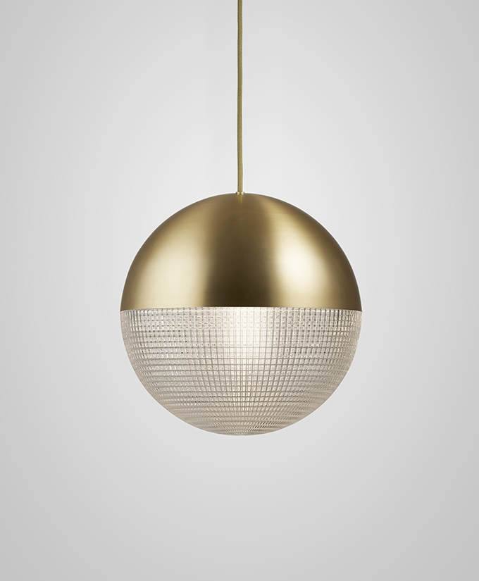 Lens Flair Pendant by Lee Broom
