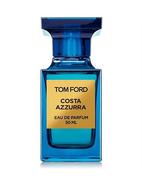 Costa Azzurra Eua De Parfum, Tom Ford    A no-fuss answer to the eternal head-scratcher that is buying presents for dad: cologne that smells like a refined version of what dads should smell like – smoky leather with hints of sweet raspberry and aromatic jasmine.