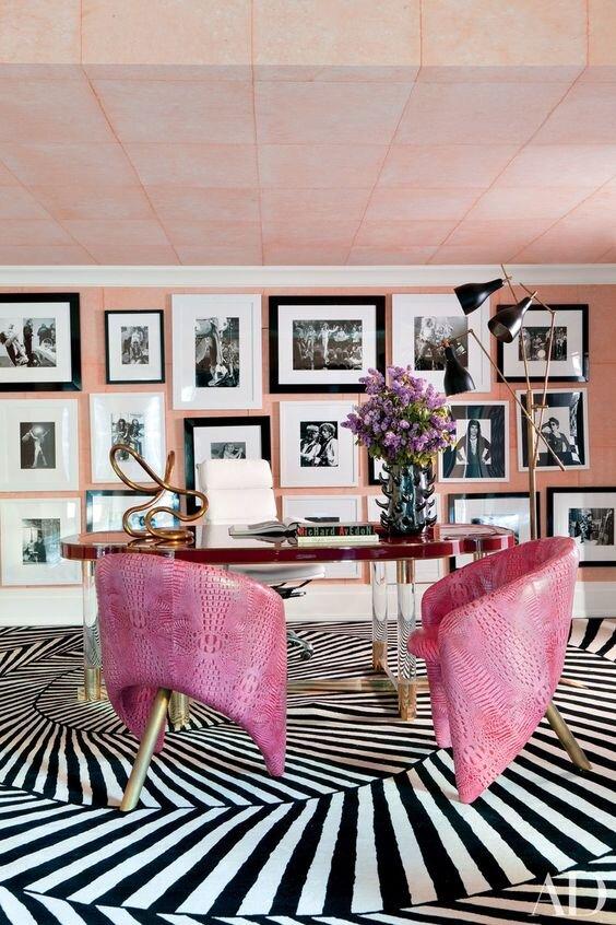 Conde Nast office by Kelly Wearstler