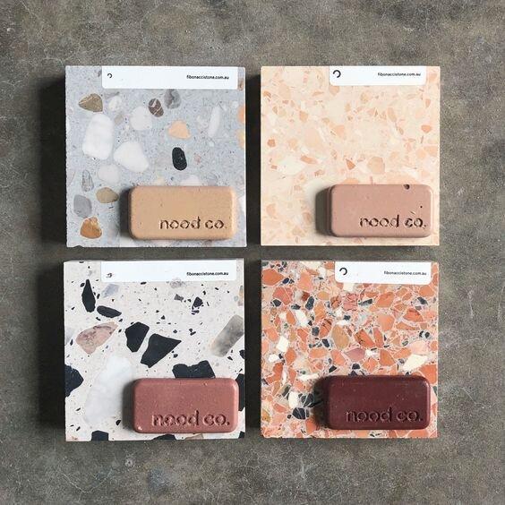 Burnt tones by Nood Co Concrete