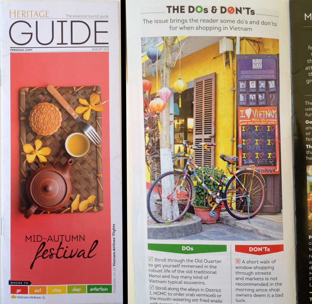 Vietnam Heritage Guide