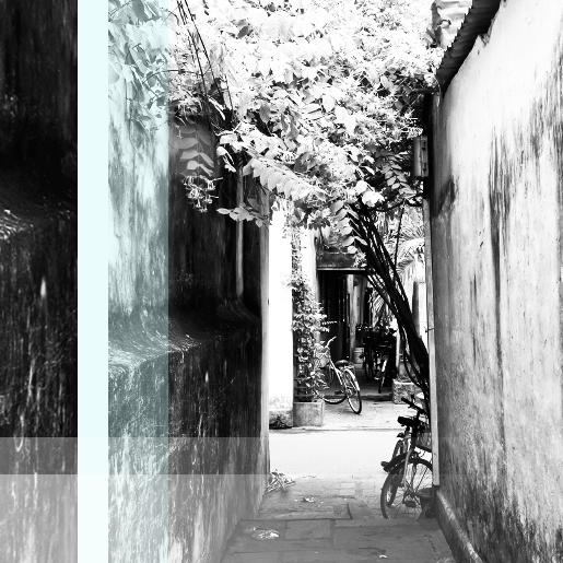 Ancient Alleyway