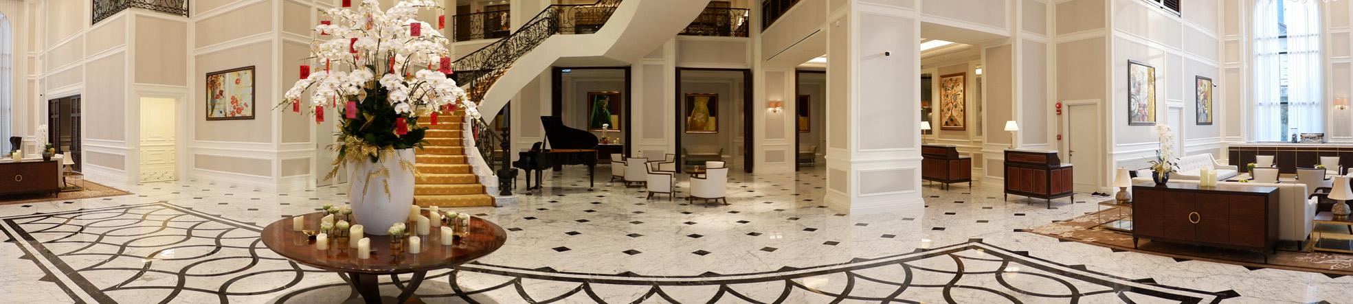 Mai House Saigon Lobby