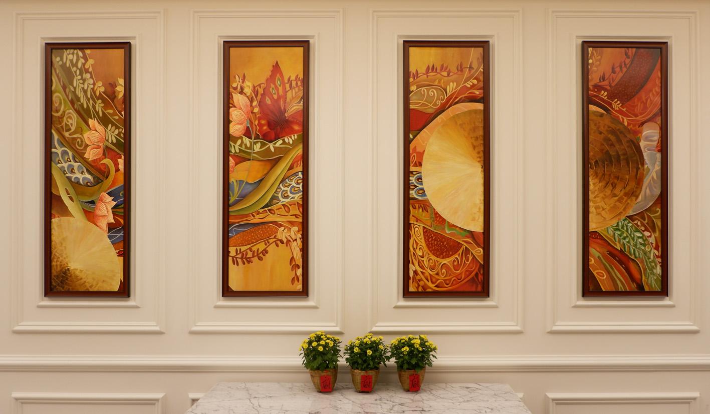 Mai House Saigon Lobby Lift 1st Floor