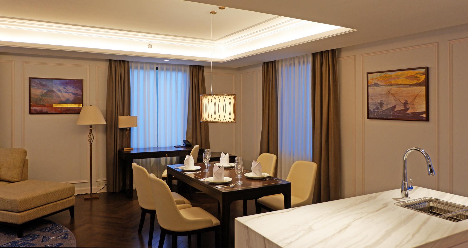 Mai House Saigon apartments