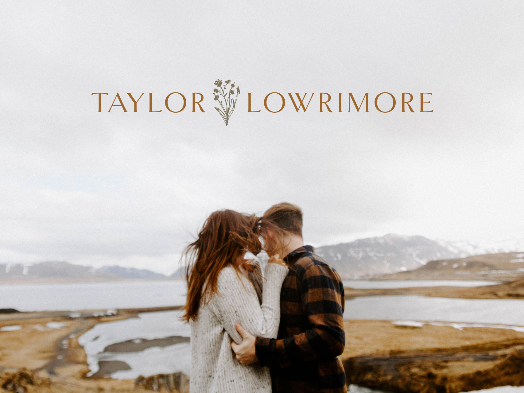 Taylor Lowrimore Logo and Branding by Hello Gypsy
