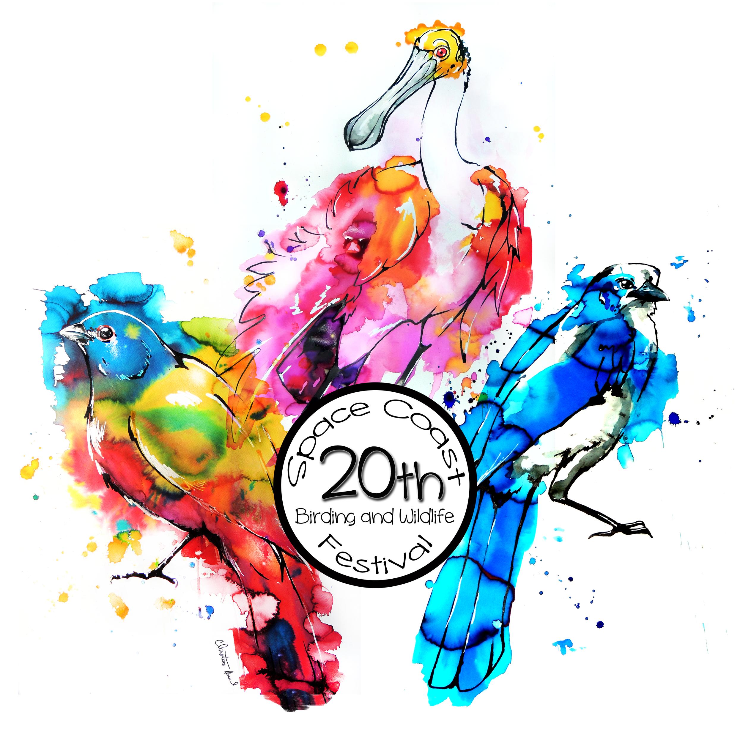 20th Space Coast Birding and Wildlife Festival