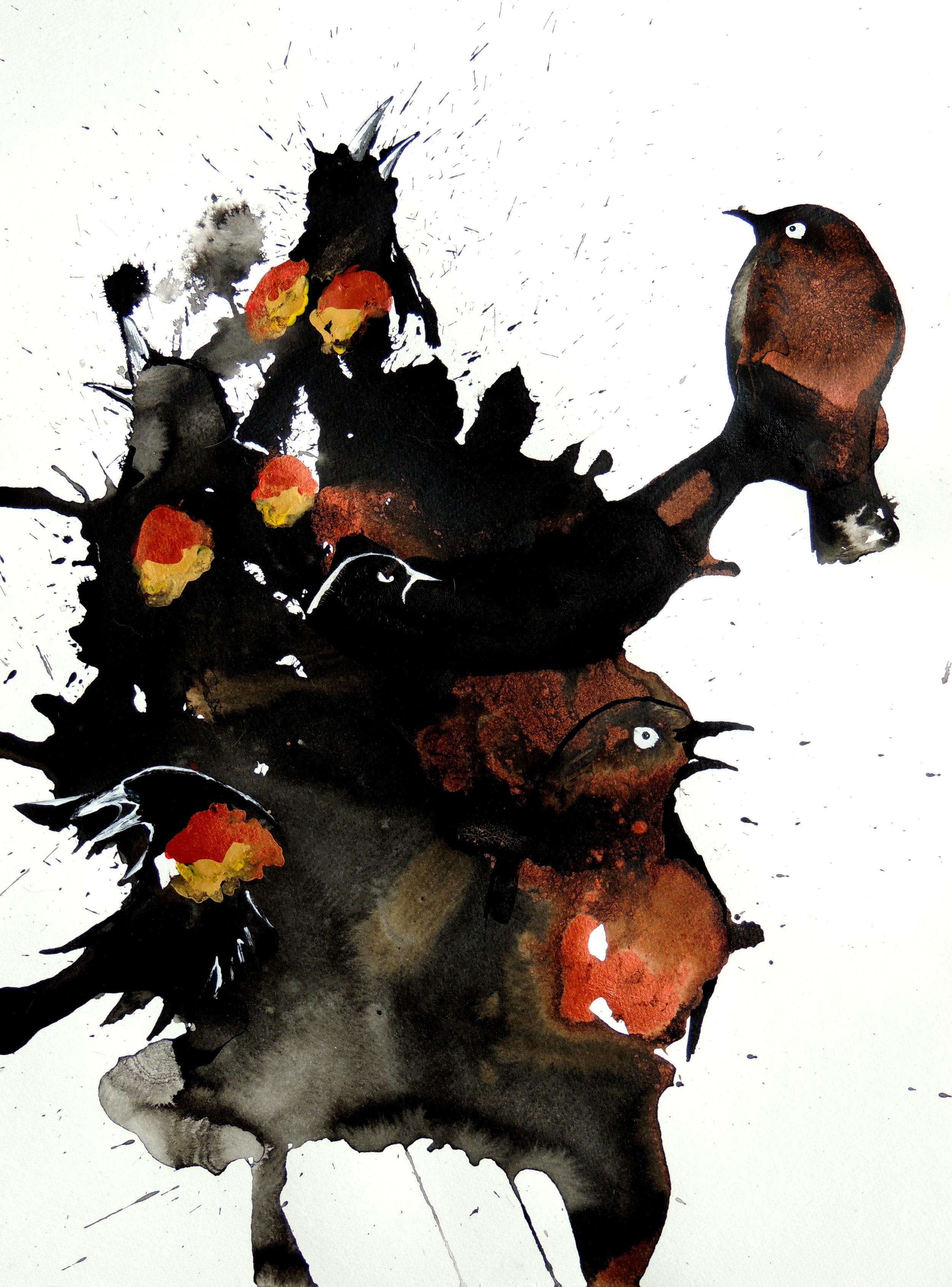 Return of the Blackbirds
