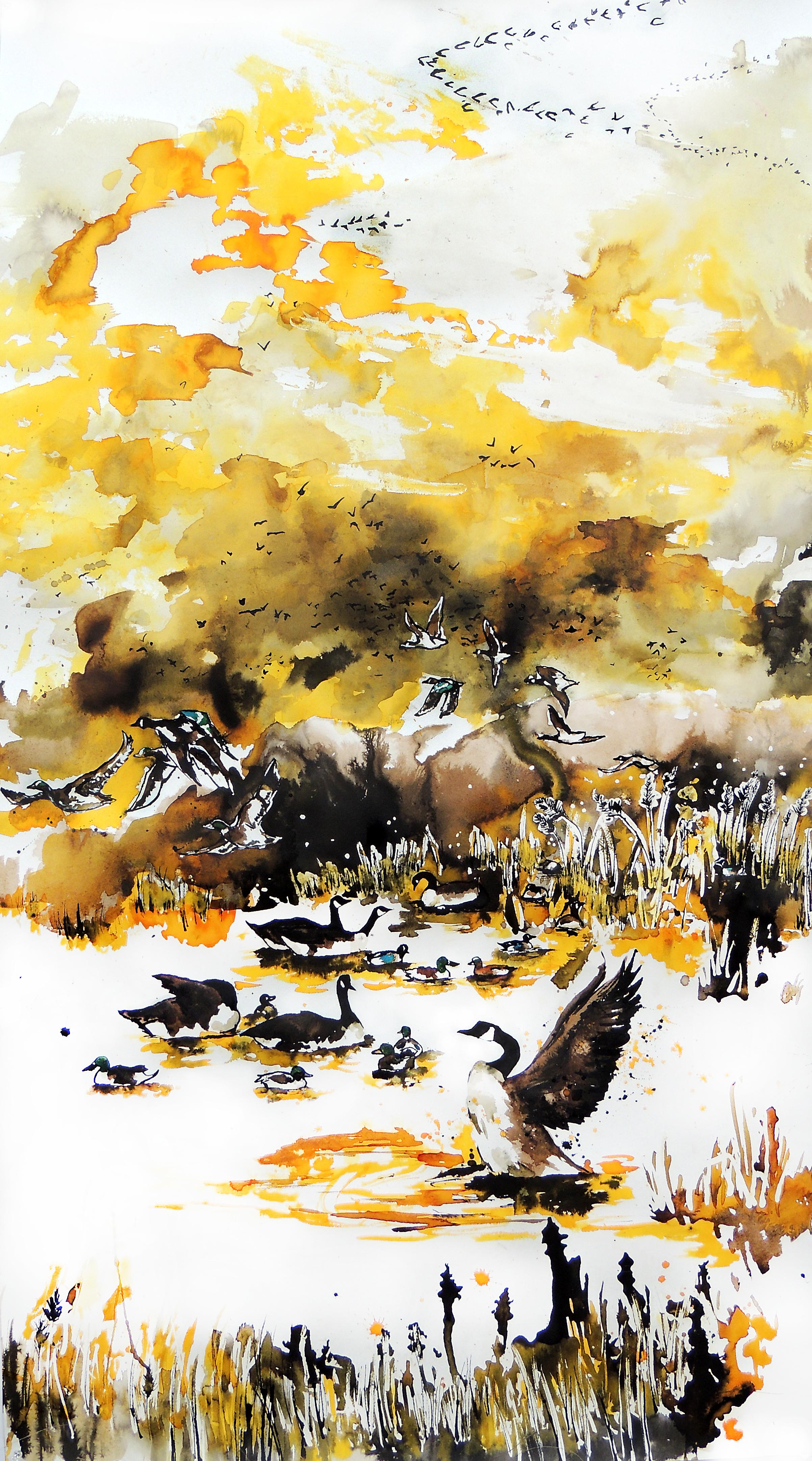 Fall Migration at Montezuma
