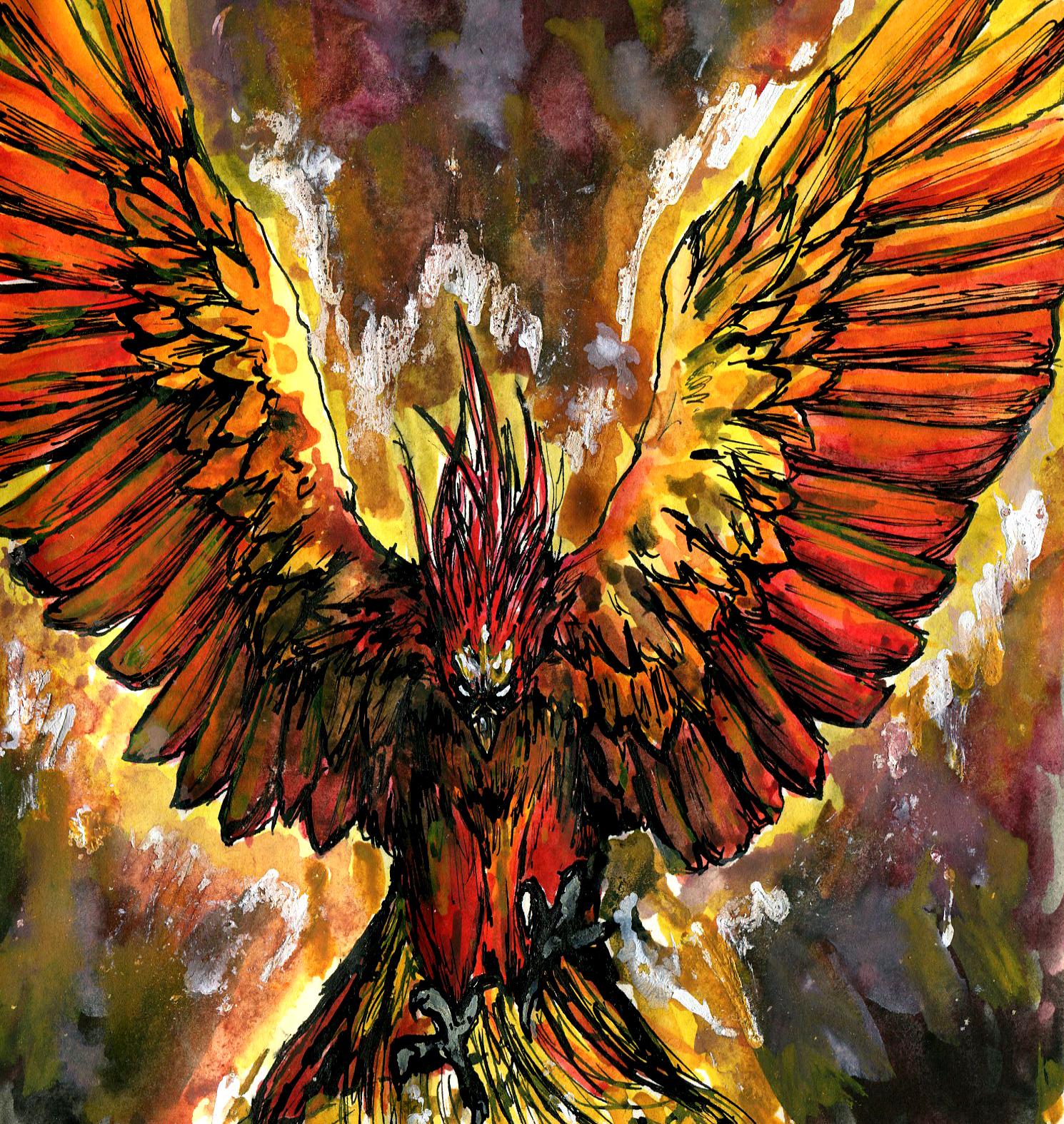 1M. Arabian Phoenix