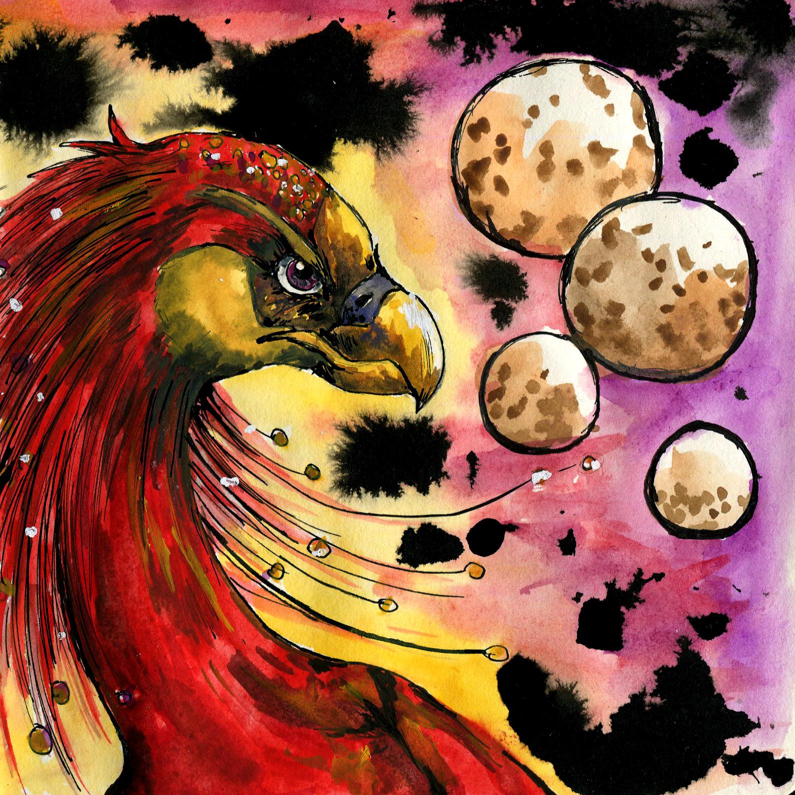 9M. Orphan Bird