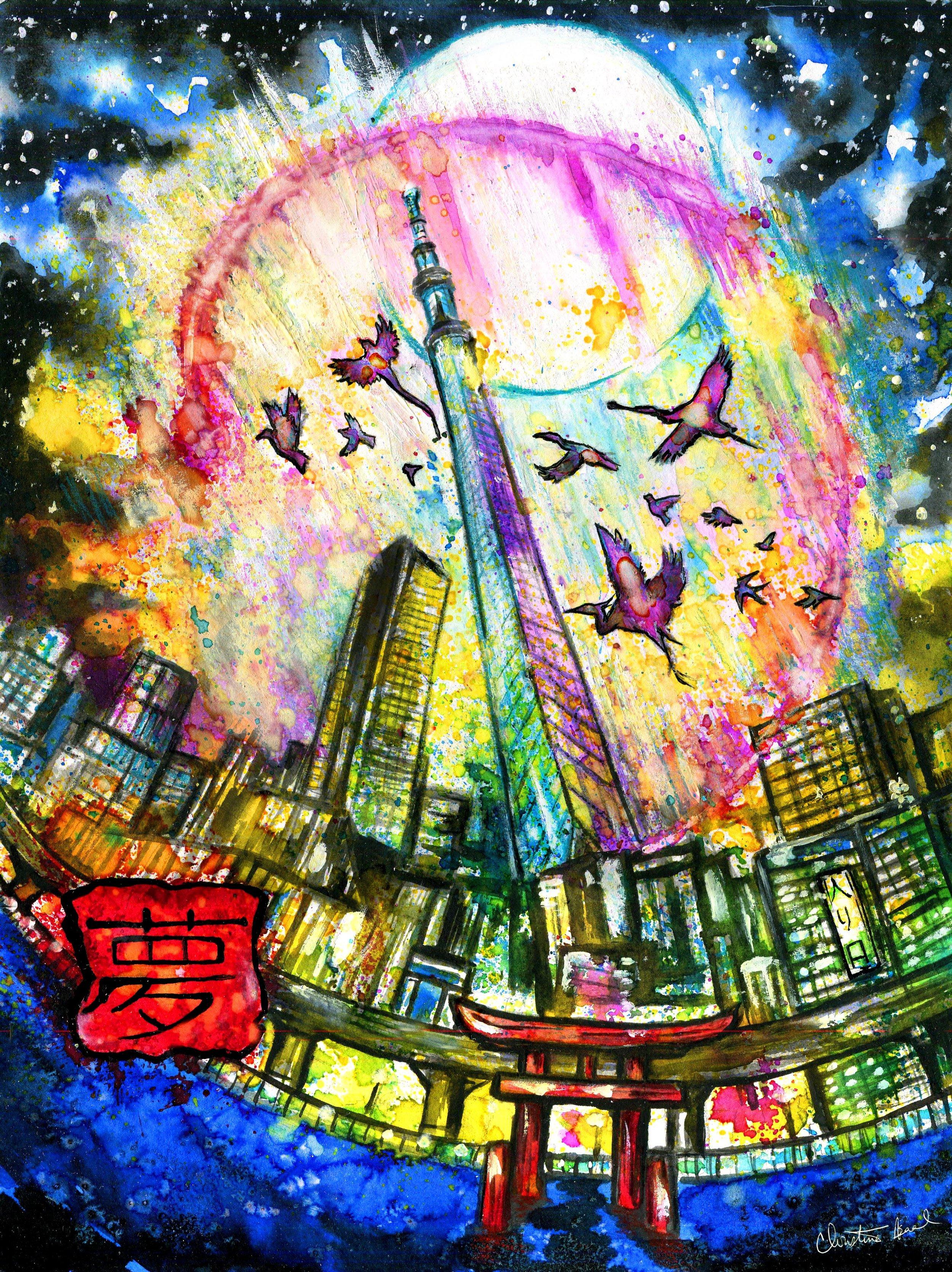 Tokyo 夢